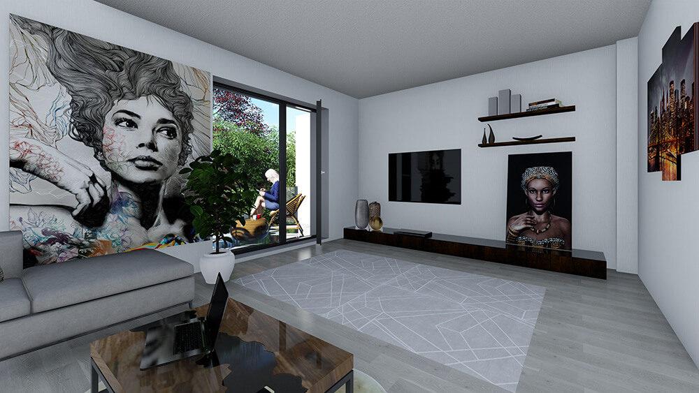 Donath View – Simulare interior